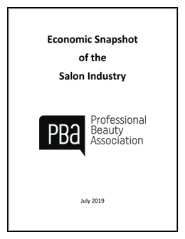 Economic Snapshot of the Salon / Spa Industry 2019